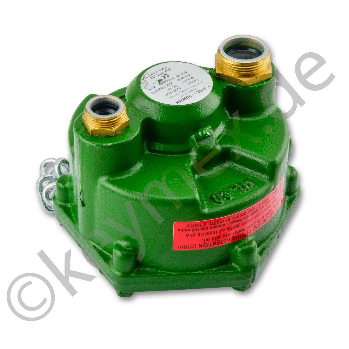 Außergewöhnlich Wasserpumpe Zapfwellenaufsteckpumpe FE300401 ML 20 &WA_11
